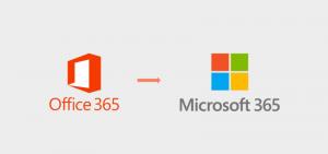 Microsoft 365 migracion correo